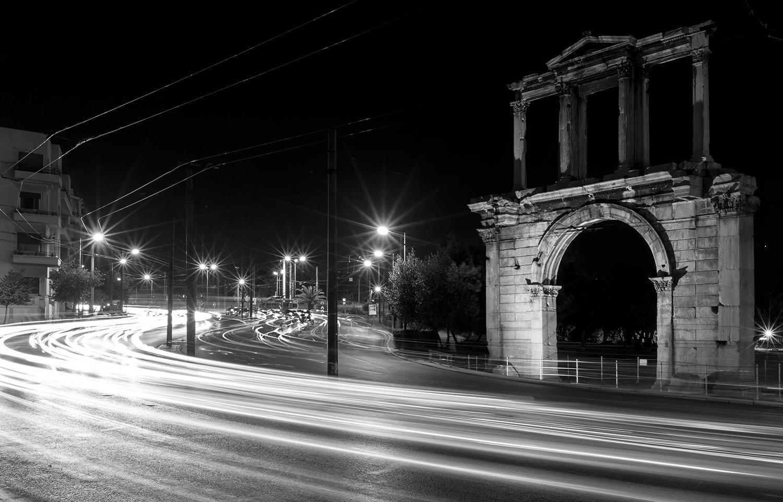 Hydrian Gate