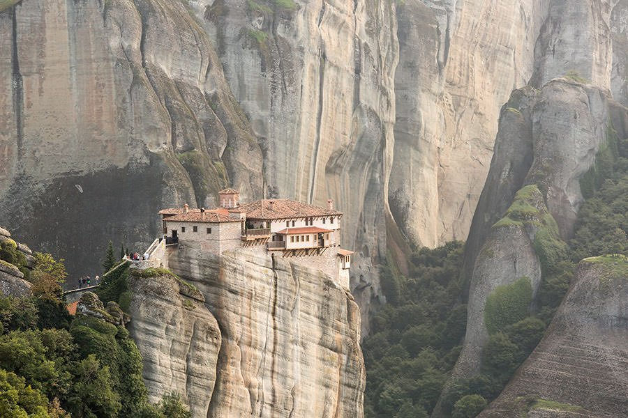 Daily Meteora Photo Tours - Monastery