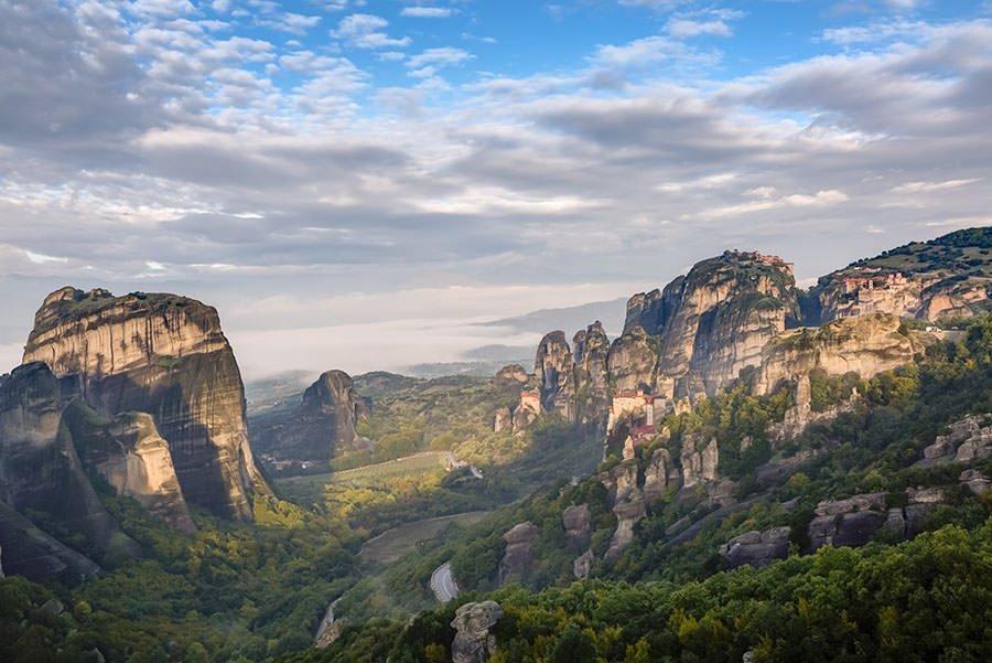 Daily Meteora Photo Tours - landscape