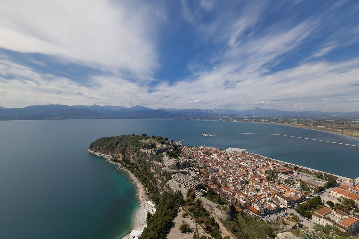Full Day Peloponnese Photo tour - Napfplio Palamidi castle