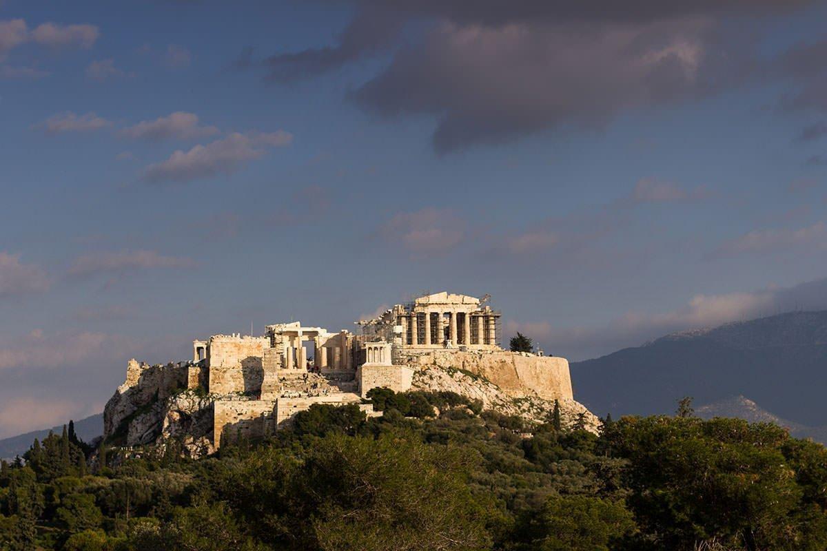 Evening Athens Photo tour