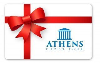 Gift Card from Athens Photo Tour