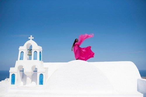 Hire a Santorini Photographer for a Photo Shoot   Athens Photo Tour