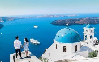Book your Santorini Photo Shoot - Hire a Photographer in Santorini