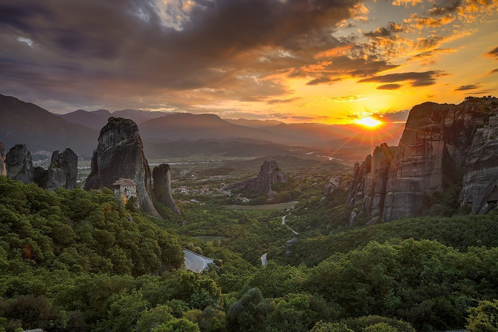 Greece Photography tour in Meteora and zagori region