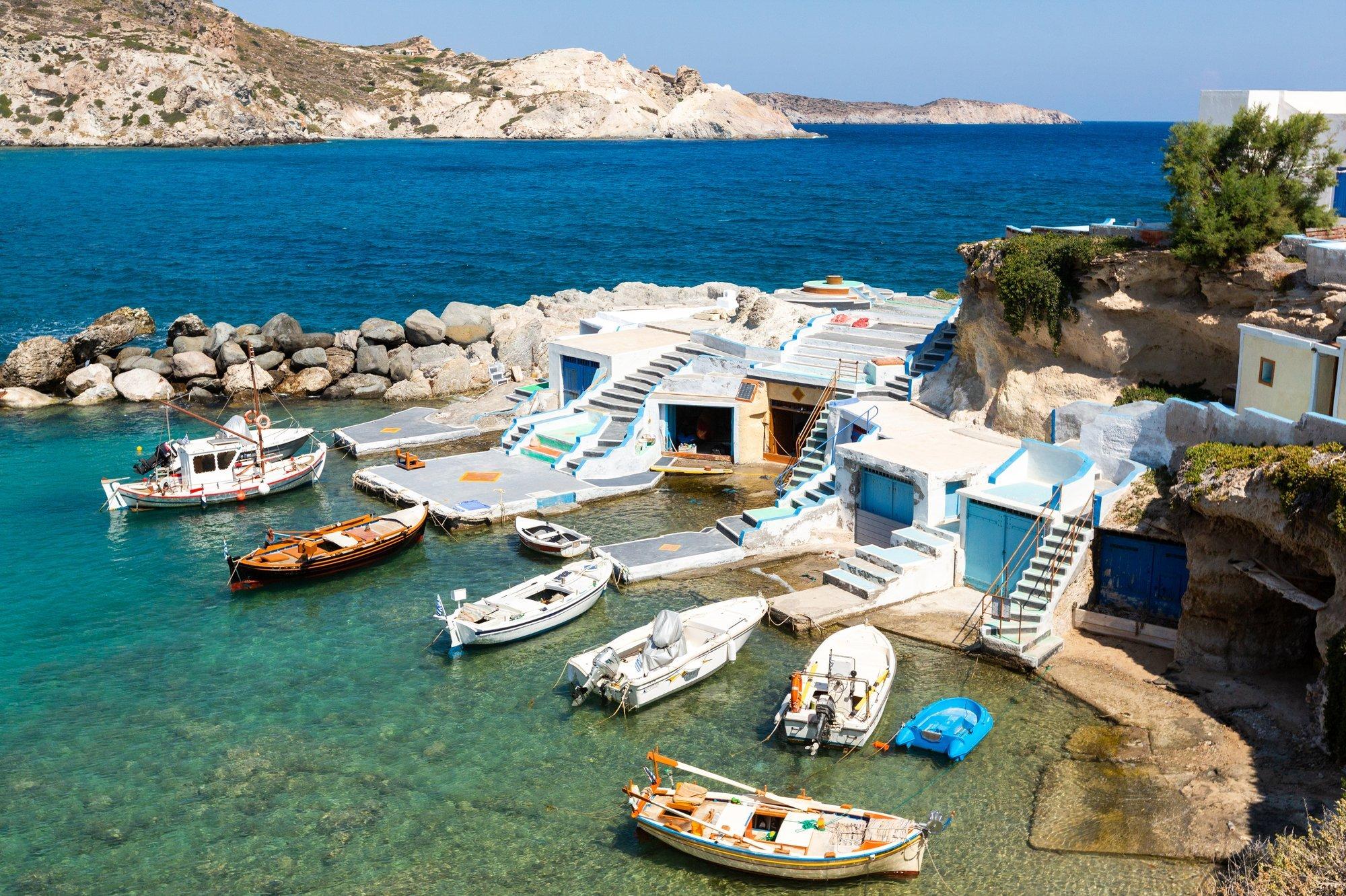 Milos - Greek Islands Photography Workshop